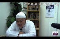Yayasan Ta'lim: Kelas Sahih Muslim [26-05-13]