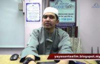 Yayasan Ta'lim: Tafsir Al-Qur'an Juz 4 (Ibn Kathir) [14-03-17]