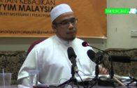 DR ASRI-Memahami Asbab Al WURUD