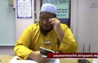 Yayasan Ta'lim: Jadilah Salafi Sejati [19-09-17]
