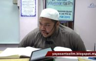 Yayasan Ta'lim: Huraian Kitab Tauhid [09-10-16]
