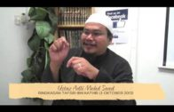 Yayasan Ta'lim: Ringkasan Tafsir Ibn Kathir [03-10-13]