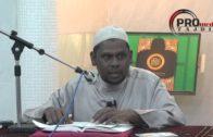 03-12-2015 Ustaz Halim Hassan: Bab Jarak Yang Membolehkan Qasar Solat