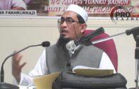 27-06-2015 Maulana Fakhrurrazi: Islam, Iman & Ihsan | Misykat Al-Masobih