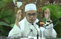 20171003-SS Dato Dr Asri-BM 28 |Sapu Kepala Dan Telinga & Kenapa Sunnah Masukkan Air Ke Hidung