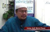 Yayasan Ta'lim: Al Iqna' (Taharah) [30-12-15]