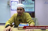 """Yayasan Ta'lim: """"Bagaimana Anda Menyambut Ramadan?"""" [05-06-16]"""