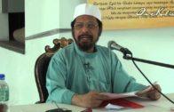 06/10/2017 Isya', YBhg. Maulana Muhammad Asri Yusoff, Syarah Jami' At-Tirmizi