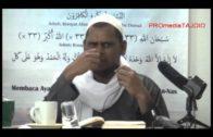 07-12-2013 Ustaz Halim Hassan: Syarat Doa Diterima