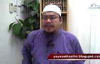 Yayasan Ta'lim: Fiqh Zikir & Doa [02-12-15]