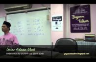 Yayasan Ta'lim: Harfiyah Al Quran [28-09-13]