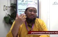 Yayasan Ta'lim: Kajian Perbandingan Agama [16-03-16]