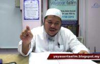 Yayasan Ta'lim: Kelas Sahih Muslim [08-10-17]