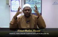Yayasan Ta'lim: Manhaj ASWJ Dalam Tazkiyatun Nufus [13-02-16]
