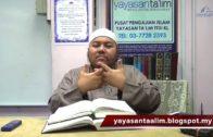 Yayasan Ta'lim: Zadul Ma'ad [26-10-17]
