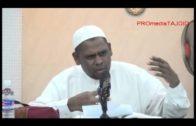 11-10-2013 Ustaz Halim Hassan: Larangan Dalam Qurban