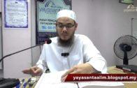Yayasan Ta'lim: Fiqh Praktis [03-04-16]