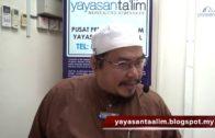 Yayasan Ta'lim: Fiqh Zikir & Doa [22-11-17]