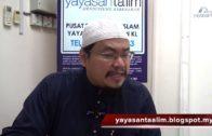 Yayasan Ta'lim: Fiqh Zikir & Doa [28-09-16]