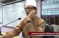 Yayasan Ta'lim: Ilmu Balaghah Al Quran [18-03-16]