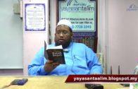 Yayasan Ta'lim: Jadilah Salafi Sejati [17-10-17]