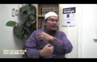 Yayasan Ta'lim: Kelas Hadith Sahih Muslim [10-09-14]