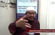 Yayasan Ta'lim: Kelas Hadith Sahih Muslim [11-10-17]