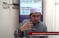 Yayasan Ta'lim: Kelas Hadith Sahih Muslim [13-09-17]