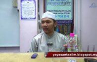 Yayasan Ta'lim: Peranan Institusi Fatwa Dalam Menangani Liberalisme [16-09-17]