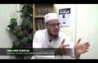 Yayasan Ta'lim: Syarhus Sunnah [06-10-13]