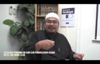 Yayasan Ta'lim: Tatacara Penerimaan Ilmu & Penghujahan Agama [28-05-14]