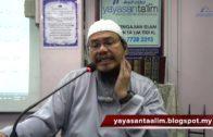 Yayasan Ta'lim: Kelas Hadith Sahih Muslim [03-01-18]