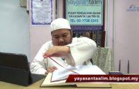 Yayasan Ta'lim: Kelas Kiamat Besar [16-01-18]