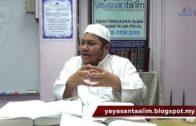 Yayasan Ta'lim: Zadul Ma'ad [25-01-18]