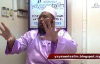 Yayasan Ta'lim: Fiqh Al-Asma' Al-Husna [12-09-17]