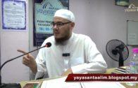 Yayasan Ta'lim: Fiqh Praktis [17-04-16]