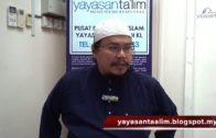 Yayasan Ta'lim: Fiqh Zikir & Doa [19-07-17]