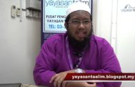 Yayasan Ta'lim: Kajian Perbandingan Agama [20-04-16]