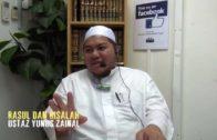 Yayasan Ta'lim: Kelas Rasul & Risalah [17-03-15]
