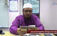 Yayasan Ta'lim: Usul Thalathah [03-04-16]