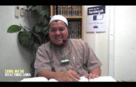 Yayasan Ta'lim: Zadul Ma'ad [18-12-14]