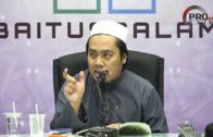 01-10-2017  Maulana Nasaie Hanaffie : Daurah Hadis 40 Imam Nawawi | Sesi Ke-3