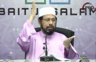 06-01-2018 Maulana Asri Yusoff: Syarah Sahih Al-Bukhari | Perang Uhud