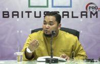 07-01-2018 Ustaz Muhammad Faiz : Syarah Hishnul Muslim