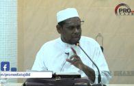 08-02-2018 Ustaz Halim Hassan: Hukum Meninggalkan Solat