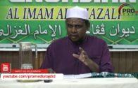 11-10-2017 Ustaz Halim Hassan: