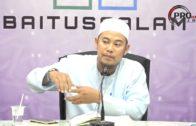 13-07-2017 Ustaz Hafiz Basir :