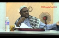 13-09-2013 Ustaz Halim Hassan, Takdir Menurut Imam Malik