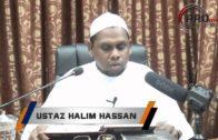 18-04-2016 Ustaz Halim Hassan: