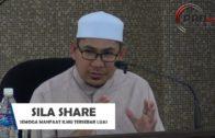 19-03-2017 Ustaz Radhi Abu Bakar: Sujud Tilawah & Perbahasannya
